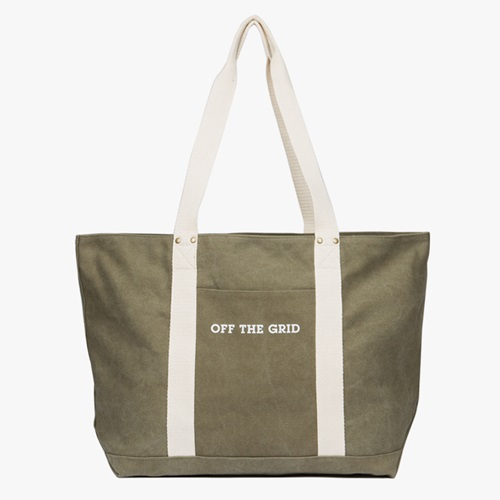 TOTE BAG / Off The Grid
