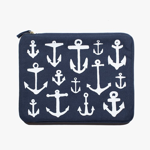 IPAD POUCH / Maritime