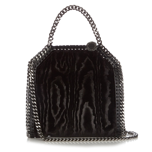 Falabella tiny velvet cross body bag