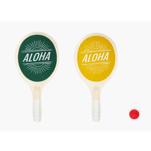 Surf Paddle Ball Set