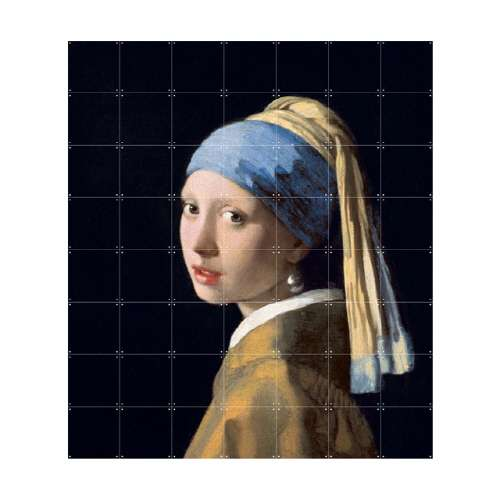 Girl with a Pearl Earring 진주 귀걸이를 한 소녀