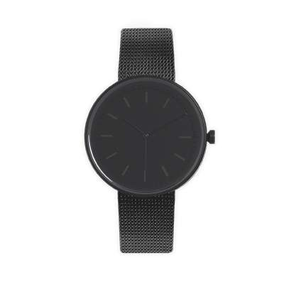 WATCH 3701 BB METAL BLACK